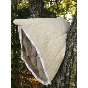 Гіпоаллергенна подушка 0,50 х 0,70 (конопляне покриття)