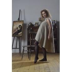 Плаття-сорочка з конопель та шерсті