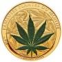 Нові африканські монети пахнуть коноплями
