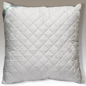 Гіпоаллергенна подушка 0,70 х 0,70 (сатинове покриття)