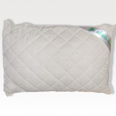 Hypoallergenic pillow 0,40 х 0,60 (hemp cover)