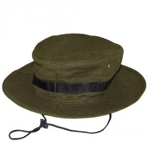 Конопляна шляпа зелена