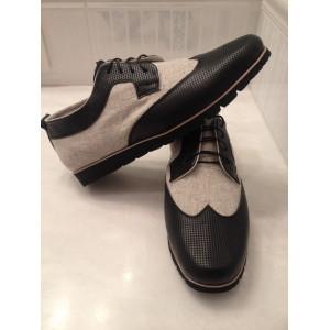 Конопляні туфлі Статус