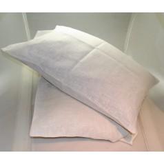 Лляна подушка з лляним наповненням