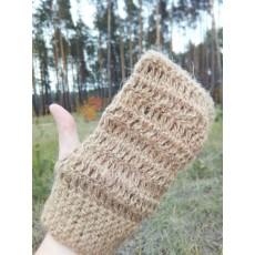 Мочалка-рукавиця