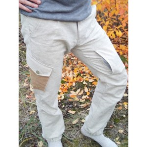 """Конопляні брюки """"стиль"""""""