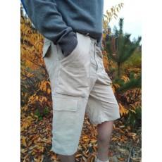 Шорти з конопляної тканини