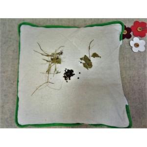 """Конопляна подушка з арома травами """"Імунітет"""""""