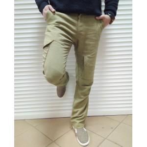 """Конопляні брюки """"стиль зелені"""""""