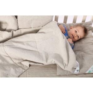 Дитяча конопляна ковдра з конопляним наповнювачем