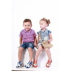 Дитяче взуття № 1 сині