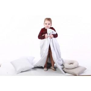 Дитяча ковдра з конопель