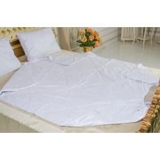 Конопляна ковдра + Дві конопляні подушки