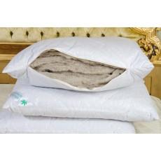 Дві конопляні подушки