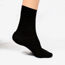 Шкарпетки конопляні чорні